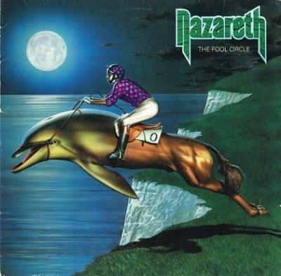 Nazareth - The Fool Circle (LP)
