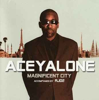 Aceyalone accompanied by RJD2 - Magnificent City (CD)