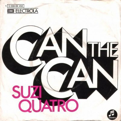Suzi Quatro - Can The Can (7)