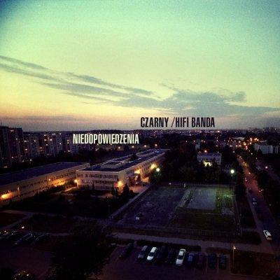 Czarny HIFI - Niedopowiedzenia (CD)