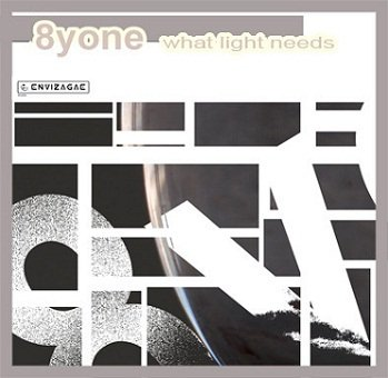 8yone - What Light Needs (CD)
