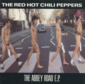 The Red Hot Chili Peppers - The Abbey Road E.P. (CD)
