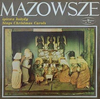 Mazowsze - Śpiewa Kolędy - Sings Christmas Carols (LP)