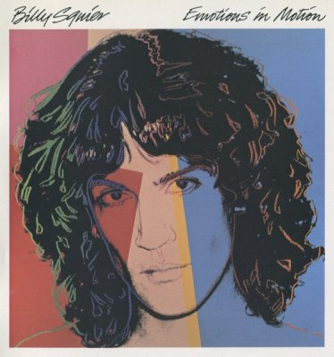 Billy Squier - Emotions In Motion (CD)