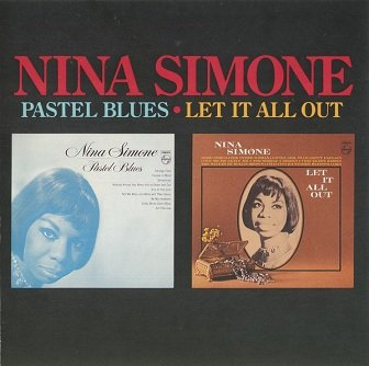 Nina Simone - Pastel Blues / Let It All Out (CD)