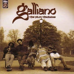 Galliano - The Plot Thickens (CD)
