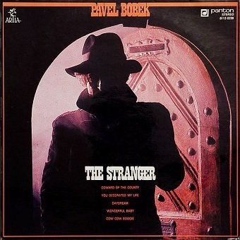 Pavel Bobek - The Stranger (LP)