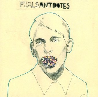 Foals - Antidotes (CD)