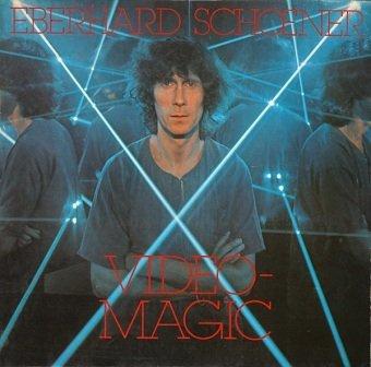 Eberhard Schoener - Video Magic (LP)