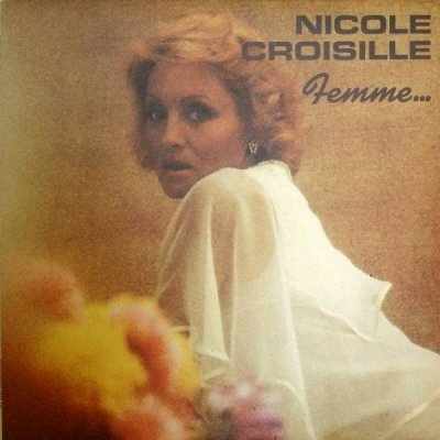 Nicole Croisille - Femme... (LP)