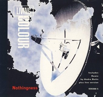 Living Colour - Nothingness (Maxi-CD)