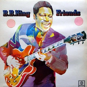 B.B. King - Friends (LP)