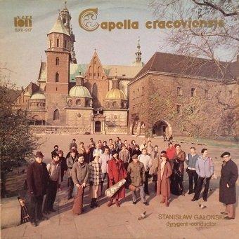 Capella Cracoviensis - Capella Cracoviensis (LP)