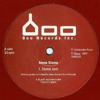 Anna Stone - Stone Jam (12'')