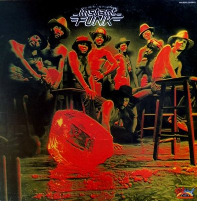Instant Funk - Instant Funk (LP)