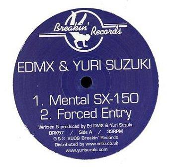 EDMX, Yuri Suzuki & Qwerty - Untitled (12'')