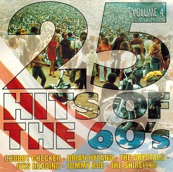 25 Hits Of The 60's Volume 4 (CD)
