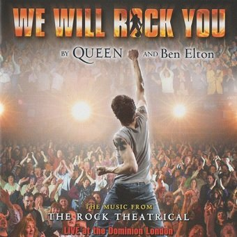 We Will Rock You Original London Cast - We Will Rock You - Original London Cast Recording (CD)