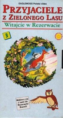 Przyjaciele z Zielonego Lasu: Witajcie w Rezerwacie 3 (VHS)
