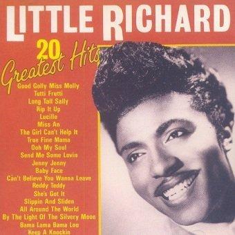 Little Richard - 20 Greatest Hits (CD)