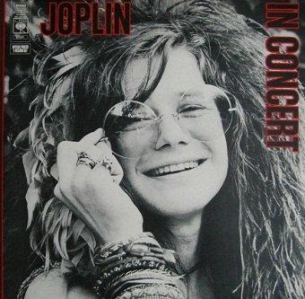 Janis Joplin - Joplin In Concert (2LP)