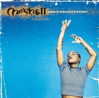 Me'Shell NdegéOcello - Peace Beyond Passion (CD)