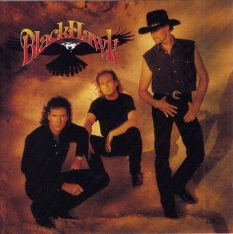 BlackHawk - BlackHawk (CD)