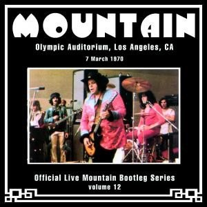 Mountain - Olympic Auditorium, Los Angeles, CA 1970 (CD)
