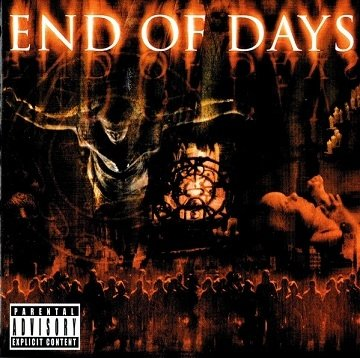End Of Days (Music From And Inspired By The Motion Picture) (CD)