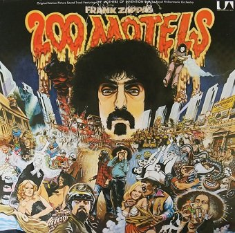 Frank Zappa - 200 Motels (LP)