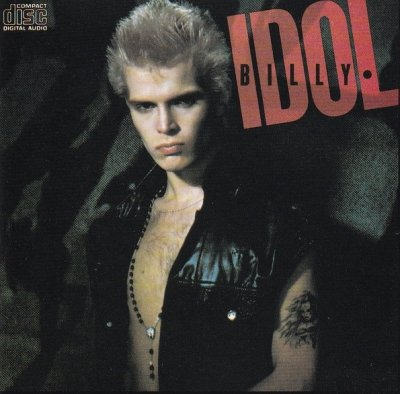 Billy Idol - Billy Idol (CD)