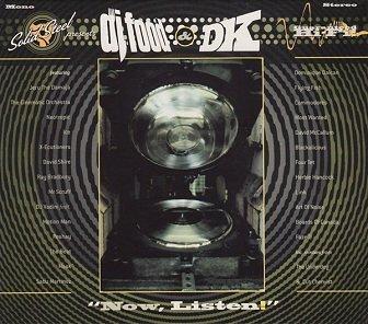 DJ Food & DK - Now, Listen! (CD)