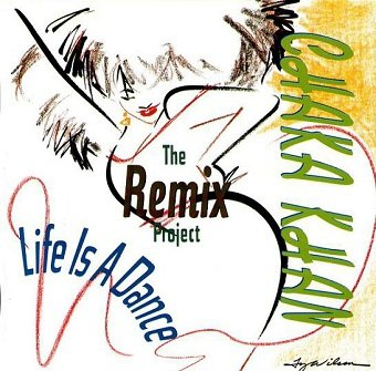 Chaka Khan - Life Is A Dance - The Remix Project (CD)