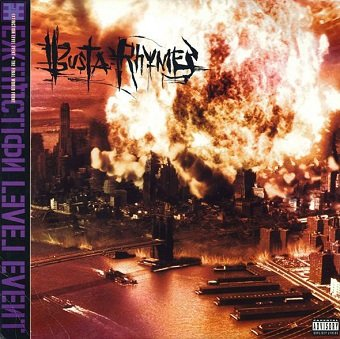 Busta Rhymes - Extinction Level Event - The Final World Front (2LP)