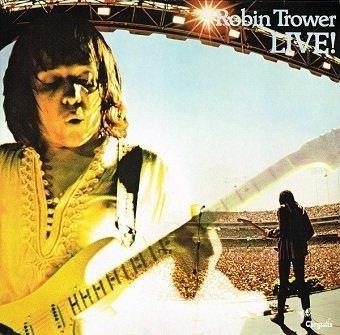 Robin Trower - Robin Trower Live! (LP)