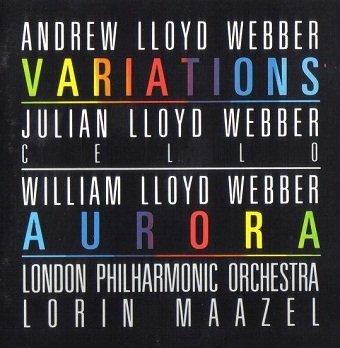 Andrew Lloyd Webber, Julian Lloyd Webber, Lorin Maazel - Variations, Aurora (CD)