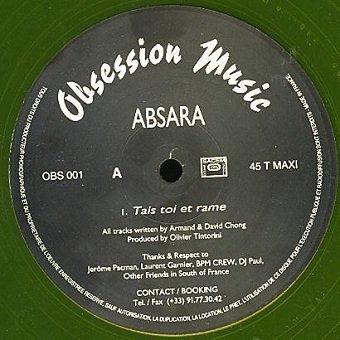 Absara - Tais Toi Et Rame (12)