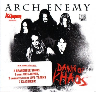 Arch Enemy - Dawn Of Khaos (CD)
