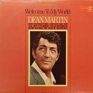 Dean Martin - Welcome To My World (LP)