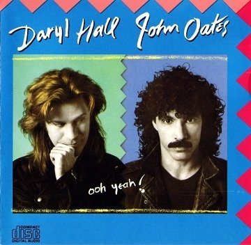 Daryl Hall John Oates - Ooh Yeah! (CD)
