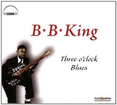 B.B. King - Three O'clock Blues (CD)
