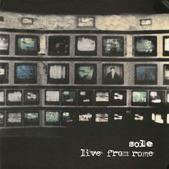Sole - Live From Rome (2LP)