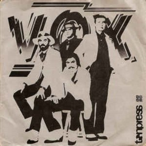 VOX - I'd Never Give It Up / In Your Eyes I Can See Two Skies (7'')