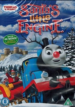 Thomas & Friends - Santa's Little Engine (DVD)
