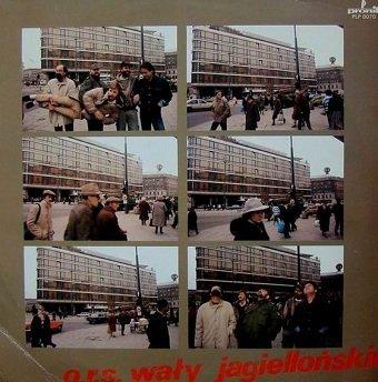 Wały Jagiellońskie - O.R.S. Wały Jagiellońskie (LP)