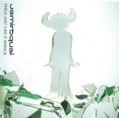 Jamiroquai - Feels Just Like It Should (Maxi-CD)