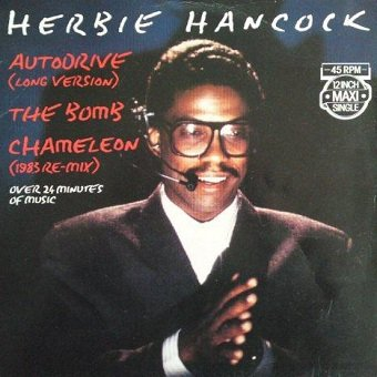 Herbie Hancock - Autodrive (12'')