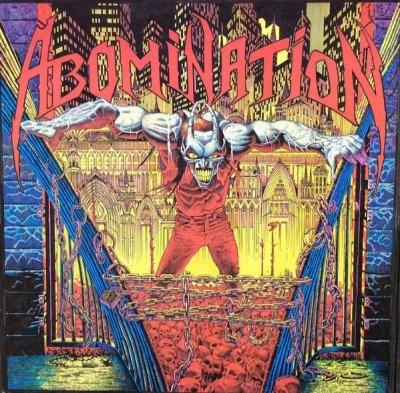 Abomination - Abomination (LP)