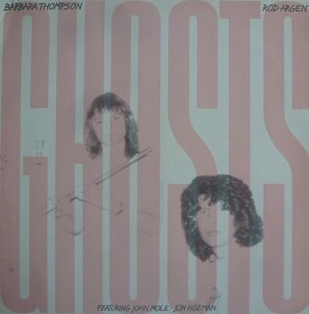 Barbara Thompson / Rod Argent - Ghosts (LP)
