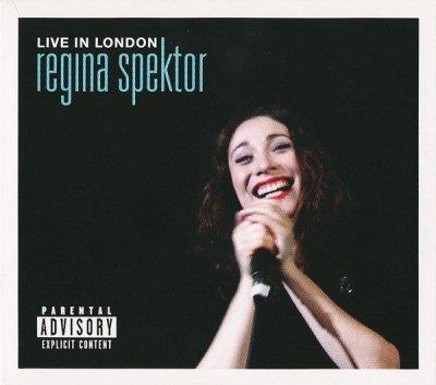 Regina Spektor - Live In London (CD+DVD)